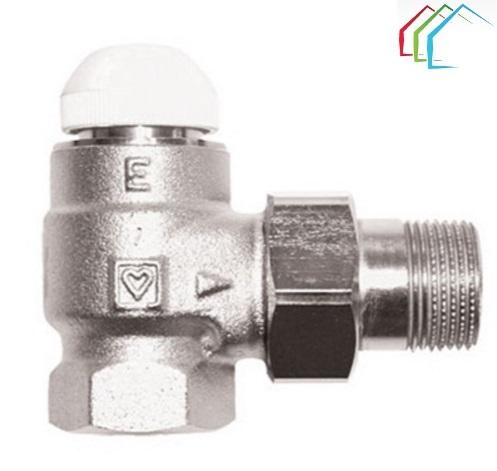 Radiatora termoventilis viencauruļu sistēmām 90 gr. 1/2'' M28 HERZ